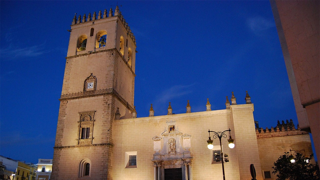 Catedral de São João Batista Badajoz