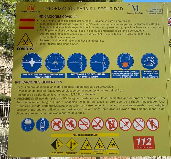 Caminito del Rey Espanha