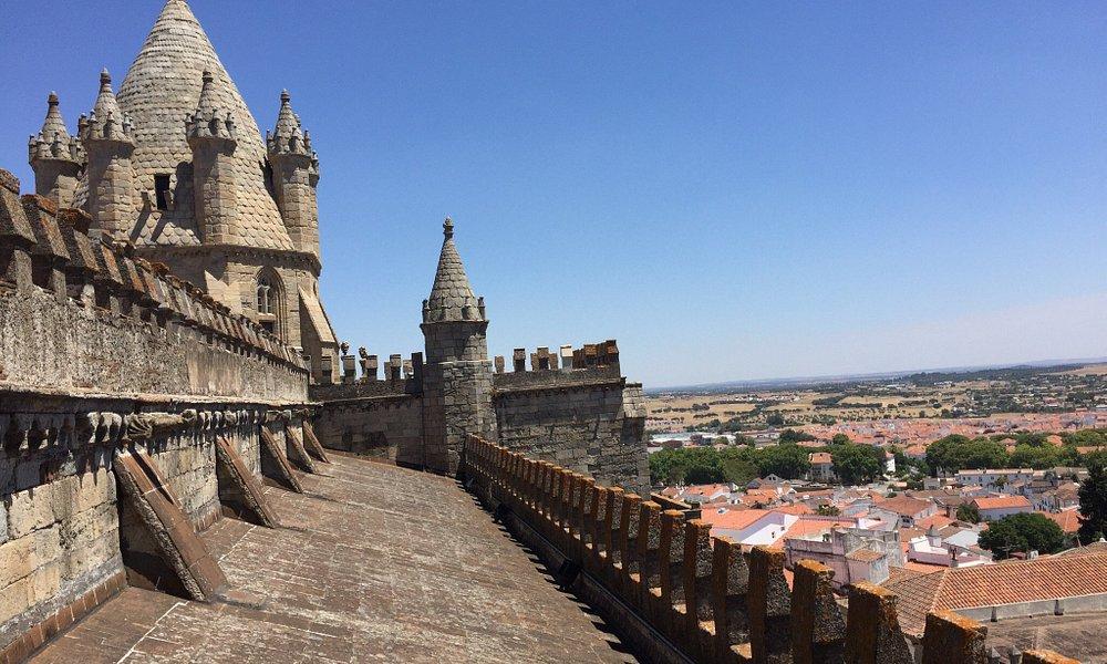 Vistas panorâmicas, Catedral da Sé, Évora