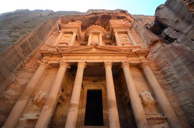 templos na jordania
