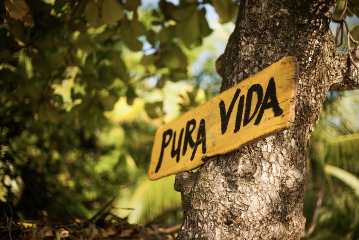 Pura vida - viajar para a Costa Rica 2021