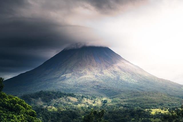 clima vulcanico na costa rica