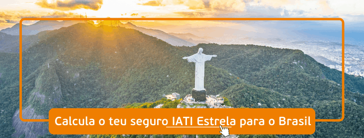contrata o teu seguro iati estrela para viajar no brasil