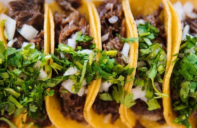 tacos mexicanos