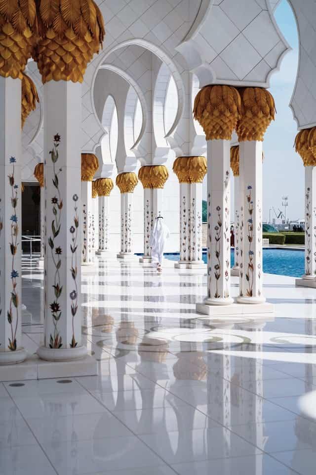 mesquitas no dubai