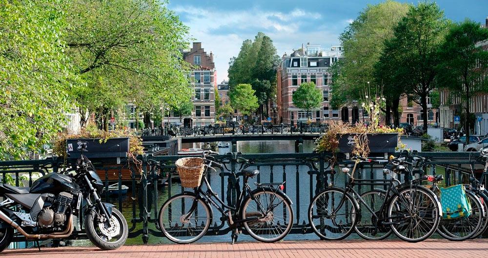 niederlande amsterdam europa reisen