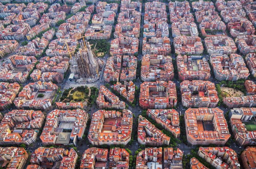 spanien barcelona reisen europa