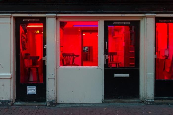 wochenende amsterdam rotlicht viertel