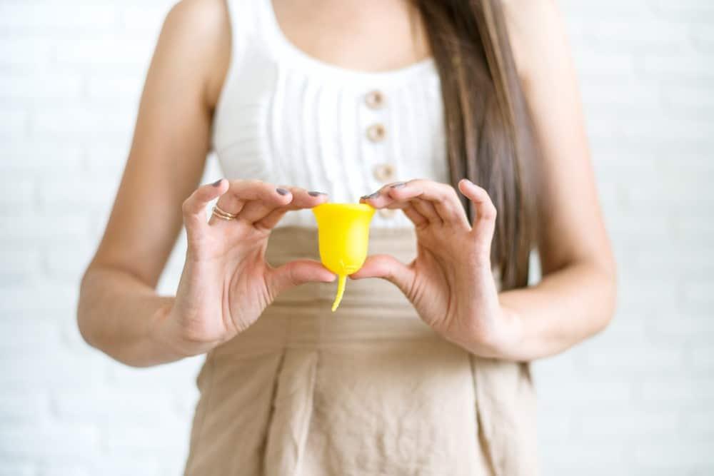 menstruationstasse umweltfreundlich