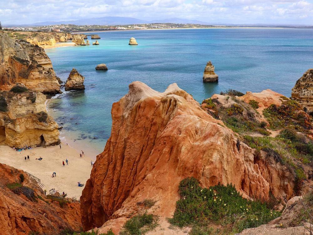 portugal algarve meer reisen