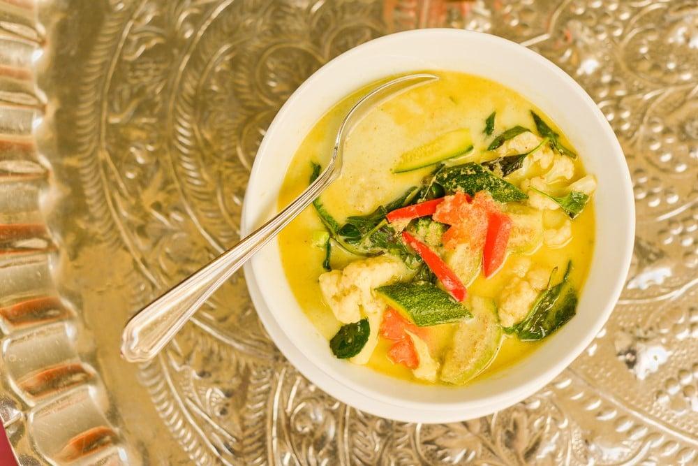 asiatisch essen vegan