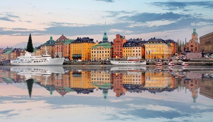 gamla stan viertel stockholm
