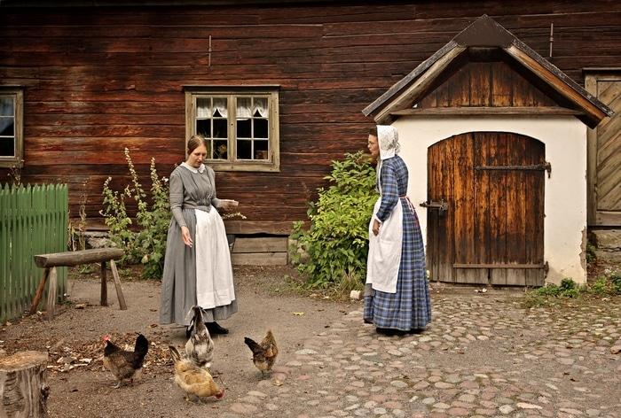 freilichtmuseum skansen stockholm schweden