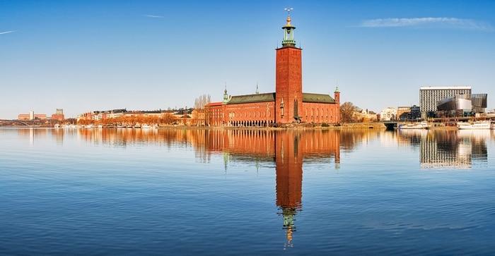 rathaus stadshuset stockholm schweden