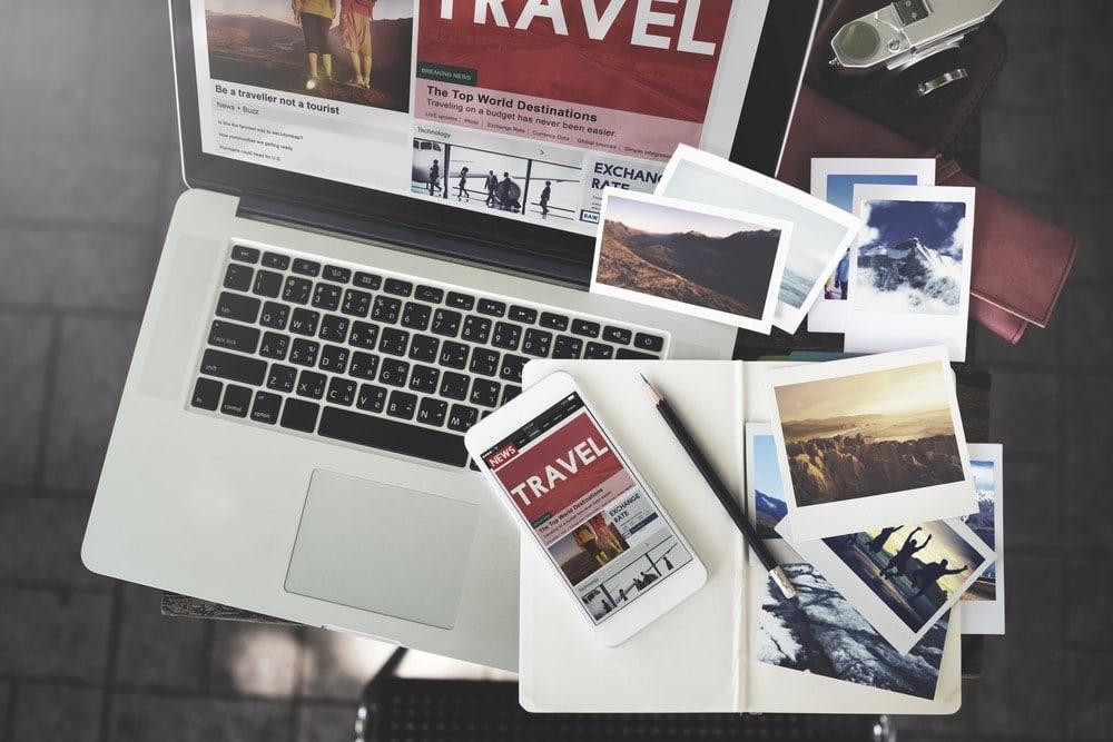 reiseplanung online travel reisen