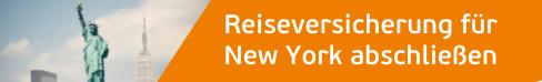 reiseversicherung für new york buchen