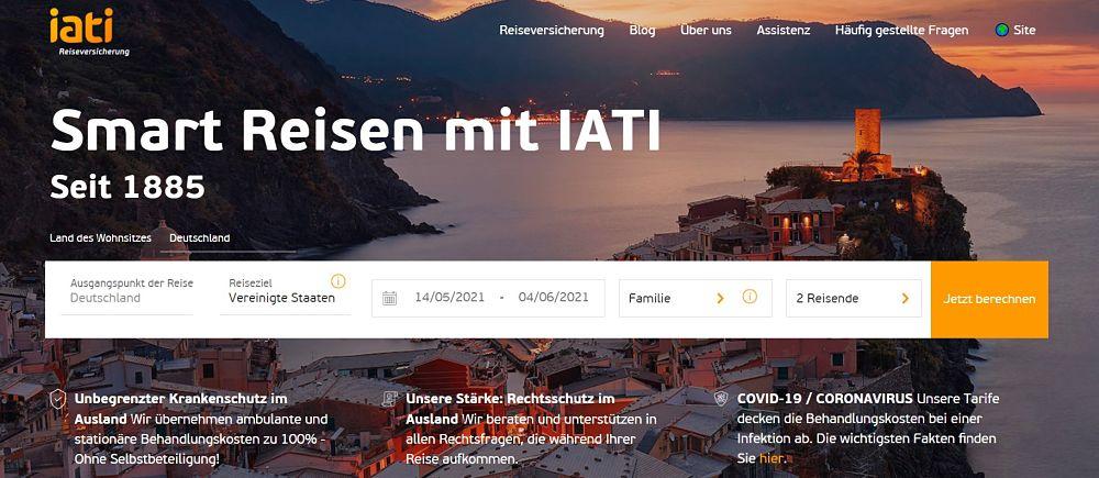 reiseversicherung für new york online buchen