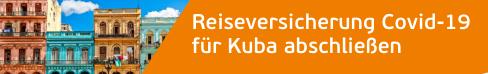 reiseversicherung covid 19 kuba