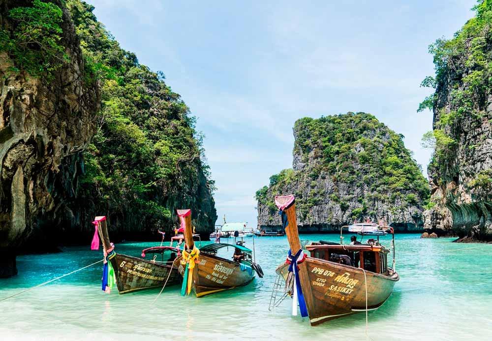 Reiseversicherungspaket für Thailand buchen