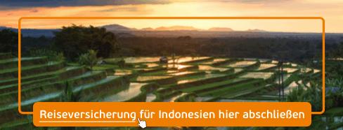 reiseversicherung indonesien abschließen