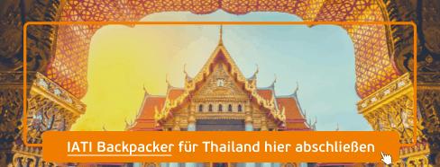backpacker versicherung thailand abschließen