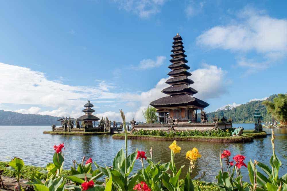 Dokumente für Reisen nach Indonesien