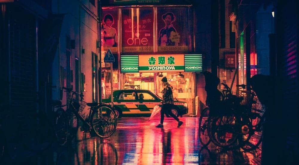 Führerschein für Japan