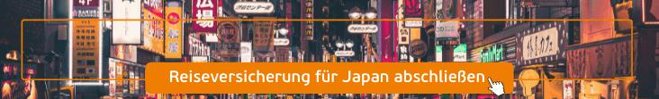 reiseversicherung für japan abschließen