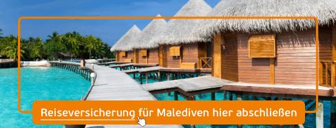 reiseversicherung für malediven abschließen