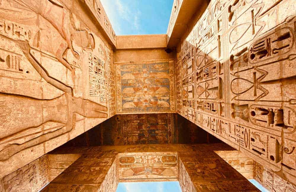 Dokumente für Reisen nach Ägypten