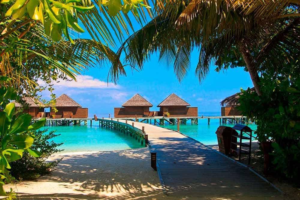 Reiseversicherung für die Malediven