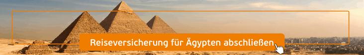 reiseversicherung für ägypten abschließen